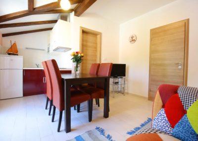 Children's paradise apartments Sukošan Zadar Cherry apartment (23)