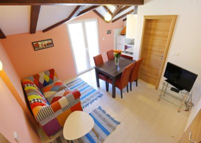 Children's paradise apartments Sukošan Zadar Cherry apartment (26)