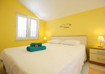 Children's paradise apartments Sukošan Zadar Sunflower apartments (1)