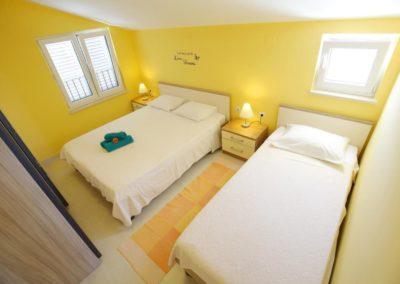 Children's paradise apartments Sukošan Zadar Sunflower apartments (21)