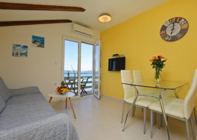 Children's paradise apartments Sukošan Zadar Sunflower apartments (8)